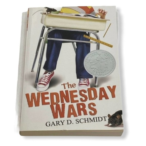 The Wednesday Wars by Gary D. Schmidt Book